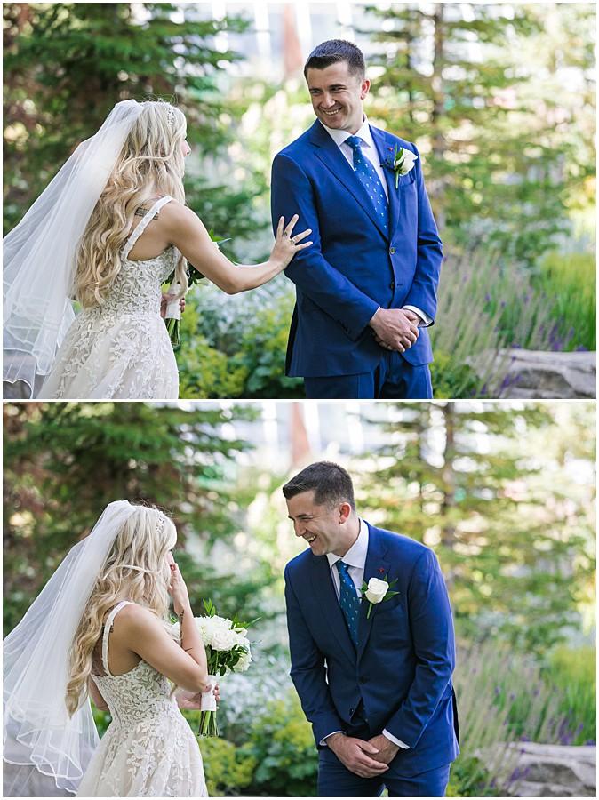 Caitlin and Brandon,